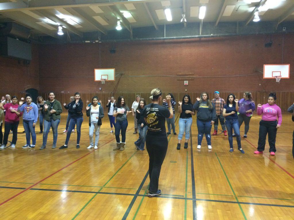 ECC Womens Leadership Girl Power Event IMG_14684